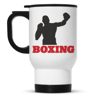 Кружка-термос  Boxing