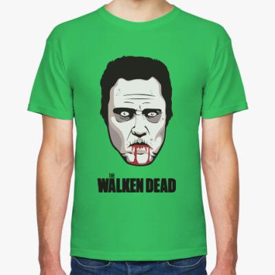 Футболка Walken Dead