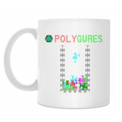 Кружка Polygures (две стороны)