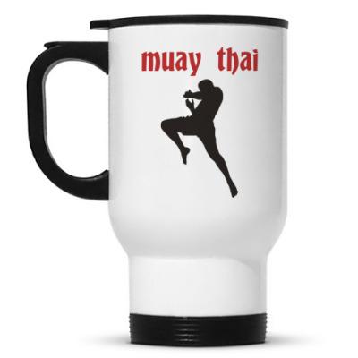 Кружка-термос Muay Thai