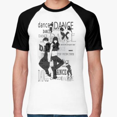 Футболка реглан DANCE