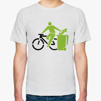 Футболка Только велосипед