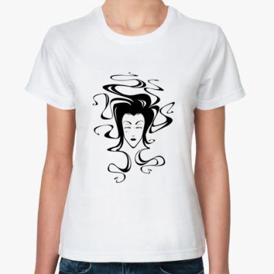 Классическая футболка 'Медуза'