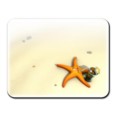 Коврик для мыши Коврик Морская Звезда