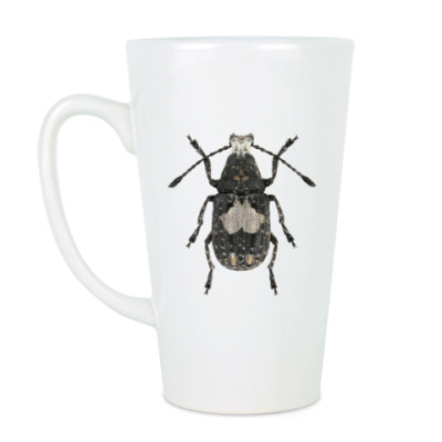 Чашка Латте Жук ложнослоник