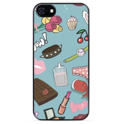 Чехол для iPhone Все для девочек