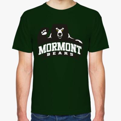 Футболка Mormont bears