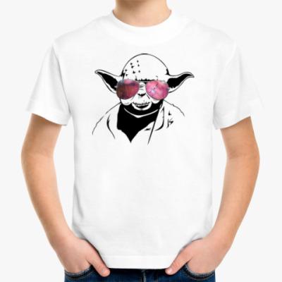 Детская футболка Йода просто космос