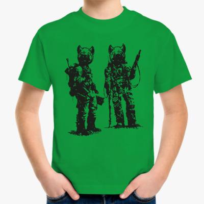 Детская футболка War Pigs