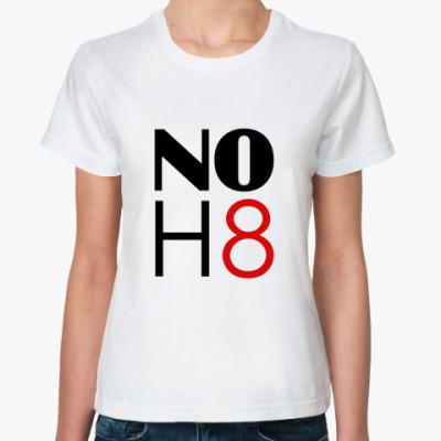 Классическая футболка N0H8