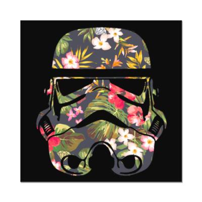 Наклейка (стикер) Star Wars Имперский штурмовик