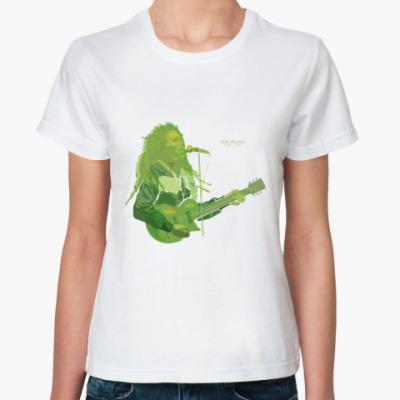 Классическая футболка Marley gr  футболка