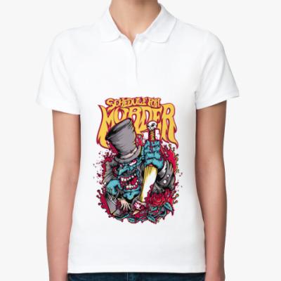 Женская рубашка поло Morder