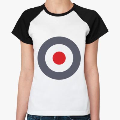Женская футболка реглан The Who