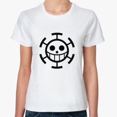 Классическая футболка One Piece