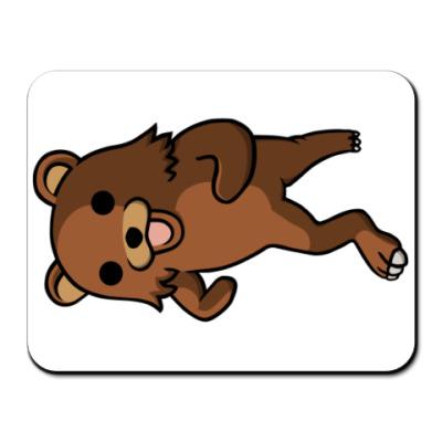 Коврик для мыши  Pedobear