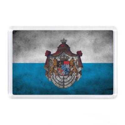 Магнит Флаг Баварии