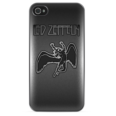 Чехол для iPhone Led Zeppelin