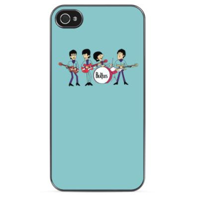 Чехол для iPhone The Beatles