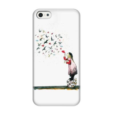 Чехол для iPhone 5/5s Смайлы души