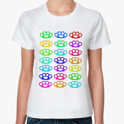 Классическая футболка XXX