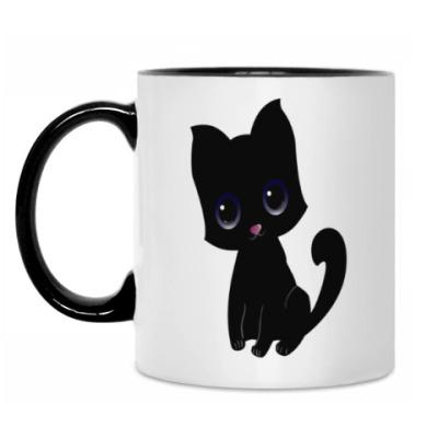 Кружка Kitten (котёнок)