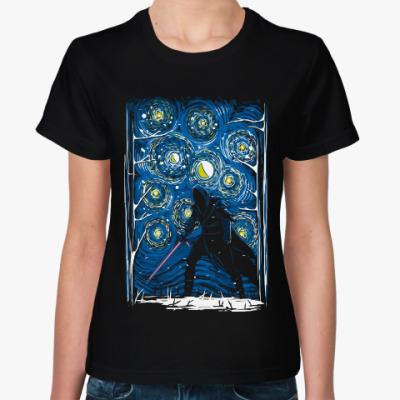 Женская футболка Кайло Рен