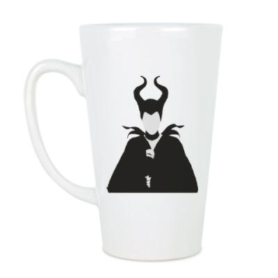 Чашка Латте Maleficent