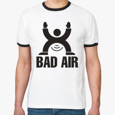 Футболка Ringer-T Плохой воздух