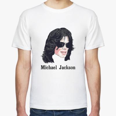 Футболка Michael Jackson