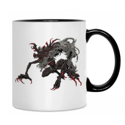 Bloodborne - охотник и монстр