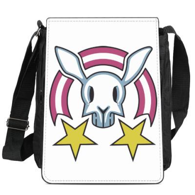 Сумка-планшет Звездный заяц
