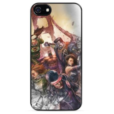 Чехол для iPhone Битва Людей Х