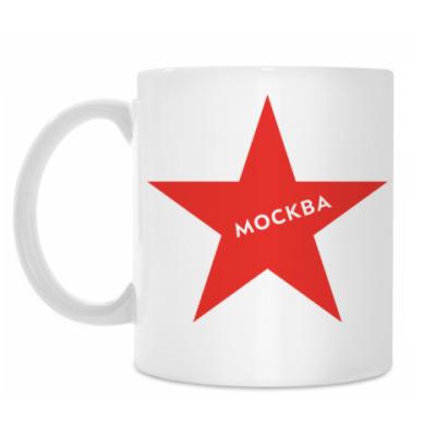 Кружка логотип Москвы