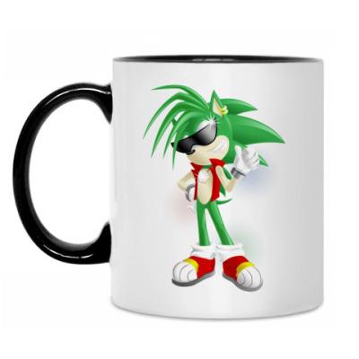 Кружка Green Hedgehog!