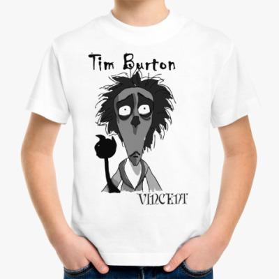 Детская футболка Винсент