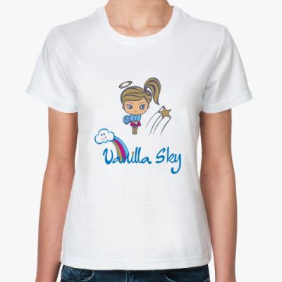 Классическая футболка Vanilla Sky