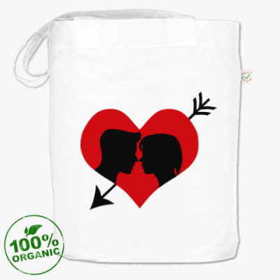 Сумка Сердце хочет любви
