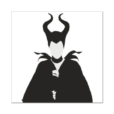 Наклейка (стикер) Maleficent