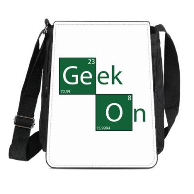 Сумка-планшет Geek On