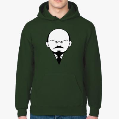Толстовка худи Ленин