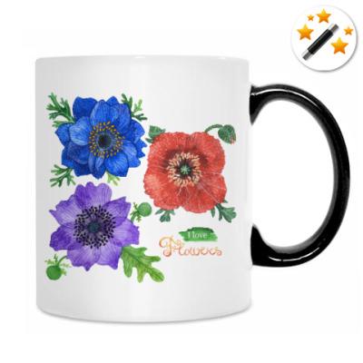 Для любителей цветов