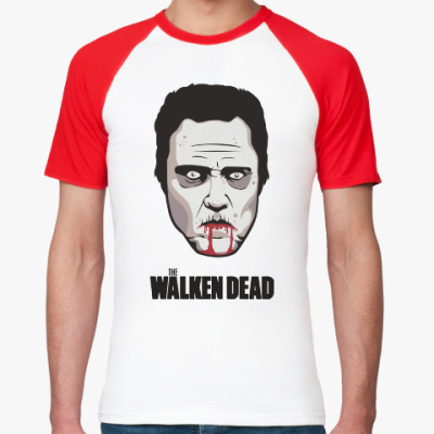 Футболка реглан Walken Dead