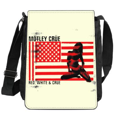 Сумка-планшет Motley Crue