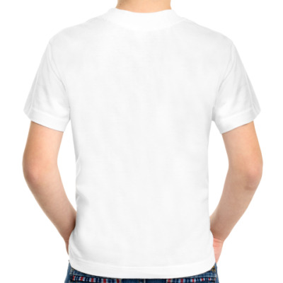 Детская футболка WELCOME MSC