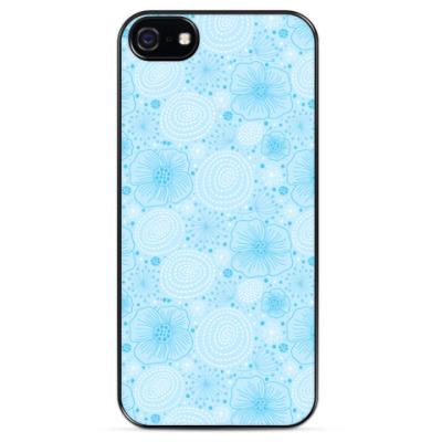 Чехол для iPhone Цветочное поле