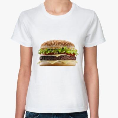 Классическая футболка биг тейсти