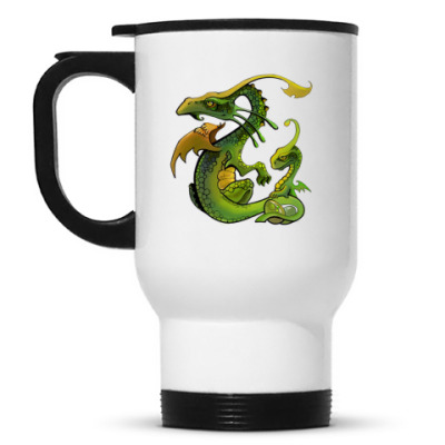 Кружка-термос Дракон