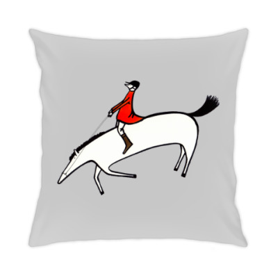 Подушка Horse rider