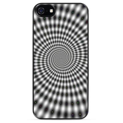 Чехол для iPhone Оптическая иллюзия